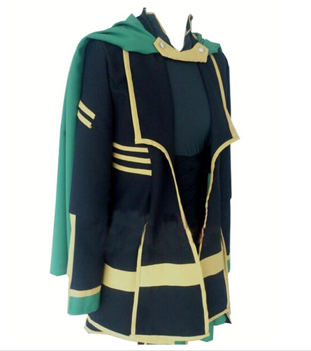 Loki Cosplay for Women 1