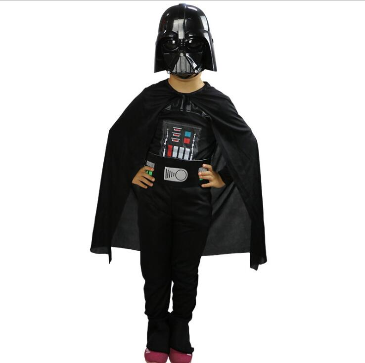 Star Wars Darth Vader Costume For Kids 2