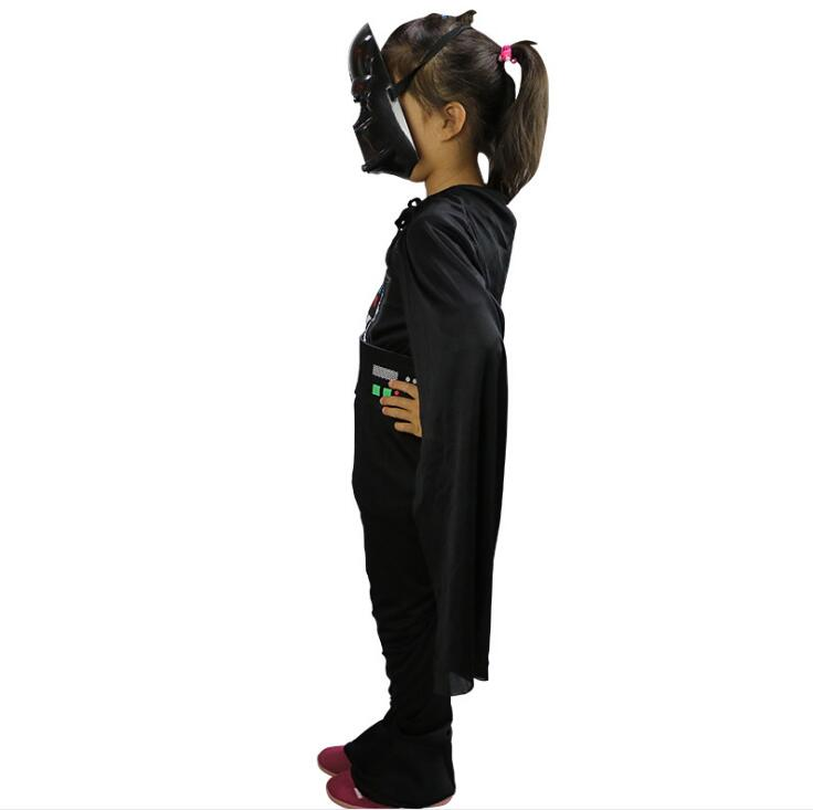 Star Wars Darth Vader Costume For Kids 4