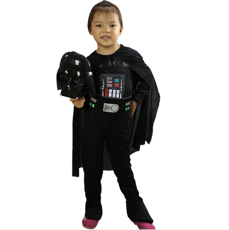 Star Wars Darth Vader Costume For Kids 5