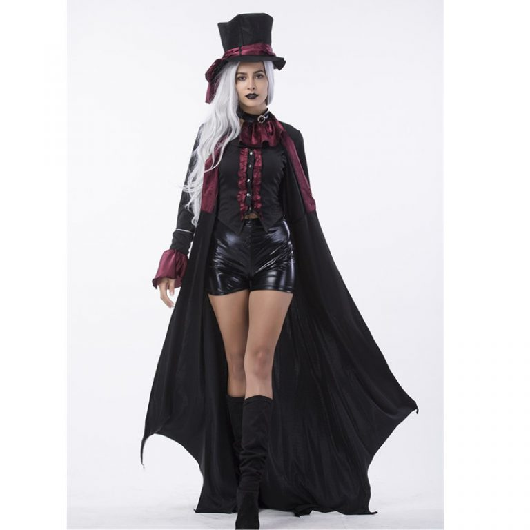 Halloween Sexy Vampire Costume for Couples 3