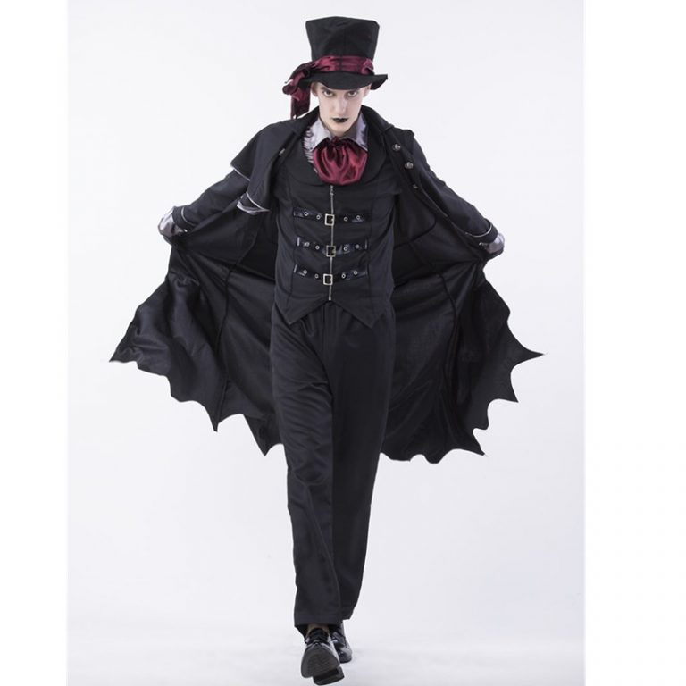 Halloween Sexy Vampire Costume for Couples 5