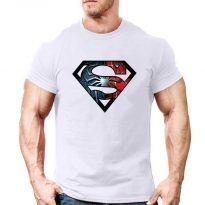 Eqmpowy-2017-New-Fashion-Spiderman-Superman-Cotton-T-Shirt-Short-Sleeve-Casual-t-shirt-superhero-tops