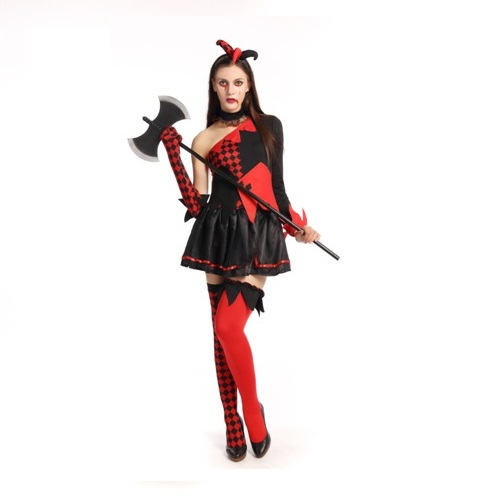 Sexy Harley Quinn Costume for Women 1