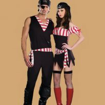 Ninja Couple Costume  for Halloween 11