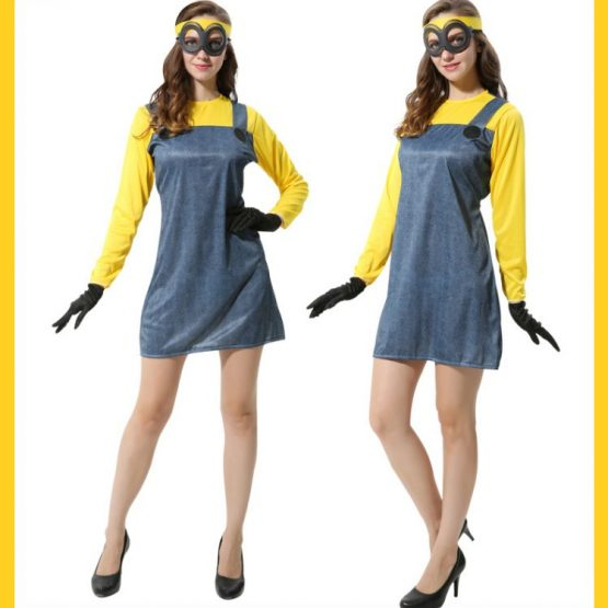 Minions Jumpsuits For kids & Adults 6