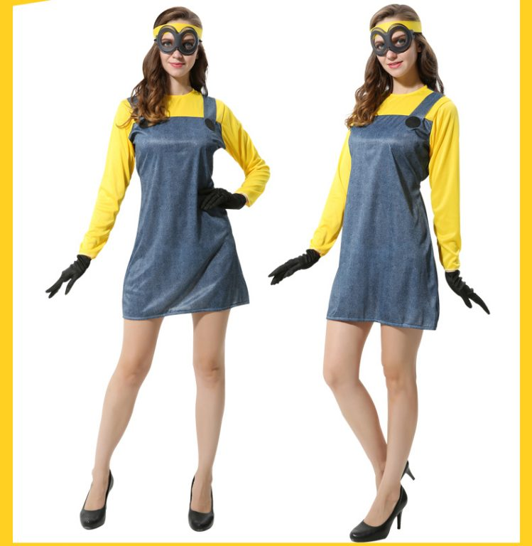 Minions Jumpsuits For kids & Adults 2
