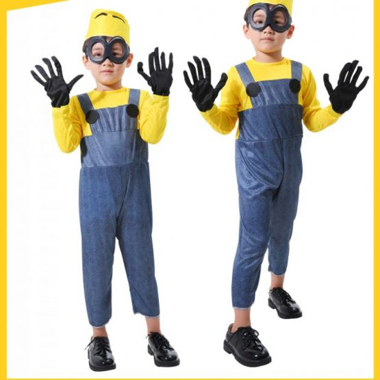 Minions Jumpsuits For kids & Adults 8