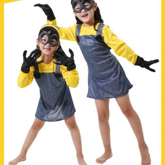 Minions Jumpsuits For kids & Adults 9