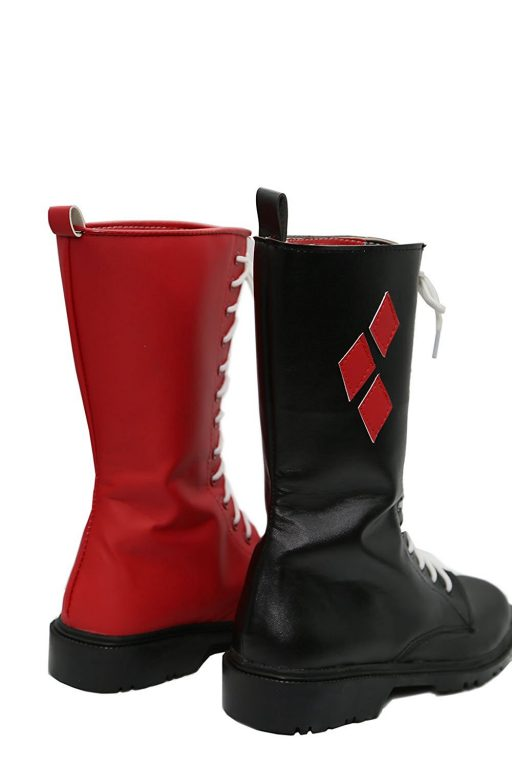 Harley Quinn Cosplay Shoes 4