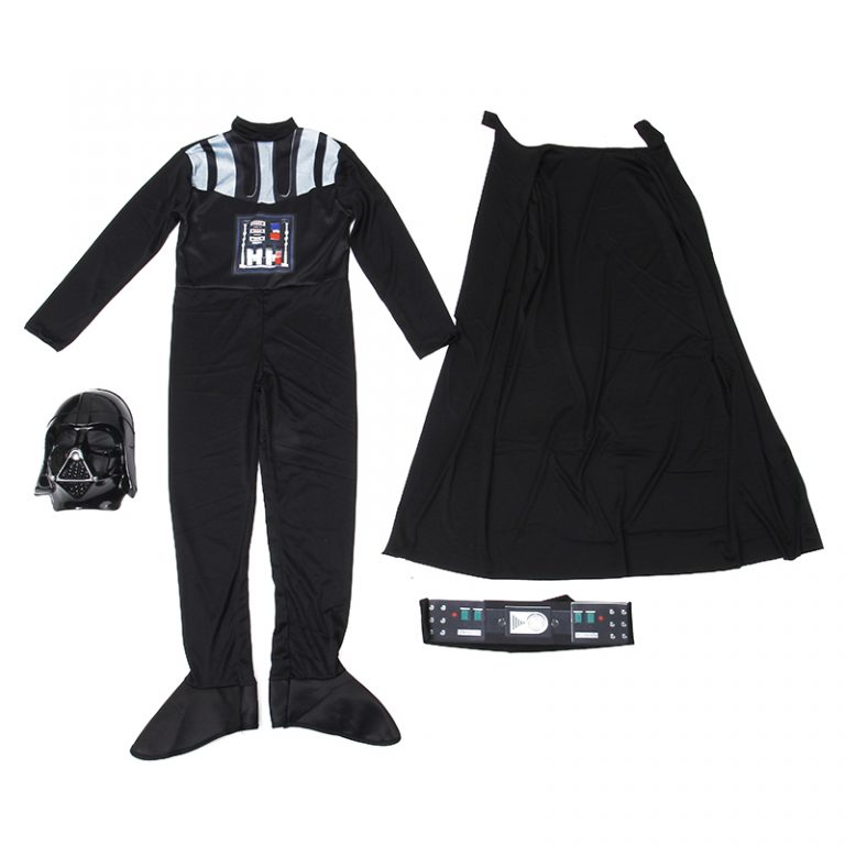 Darth Vader Halloween Costumes For Kids 2