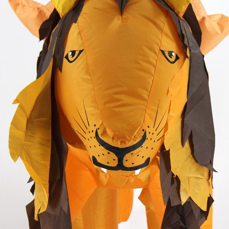 Inflatable LION  for Adults 2