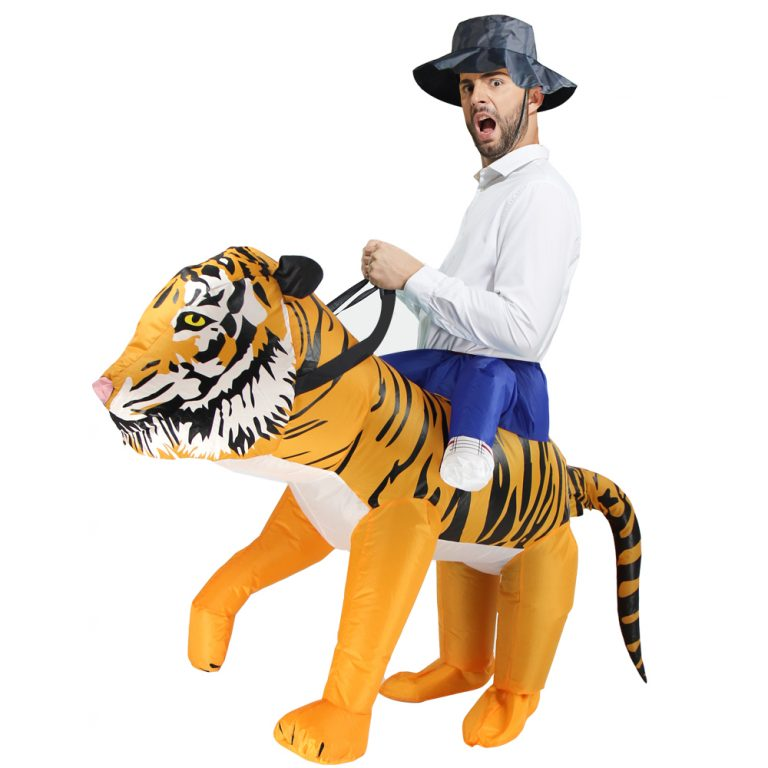 Inflatable LION  for Adults 8