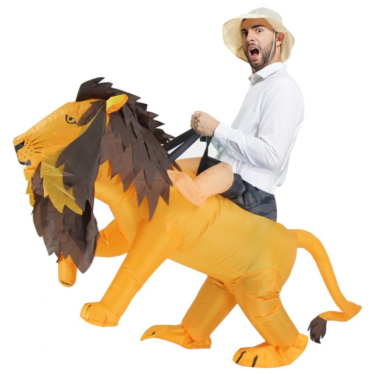 Inflatable LION  for Adults 1