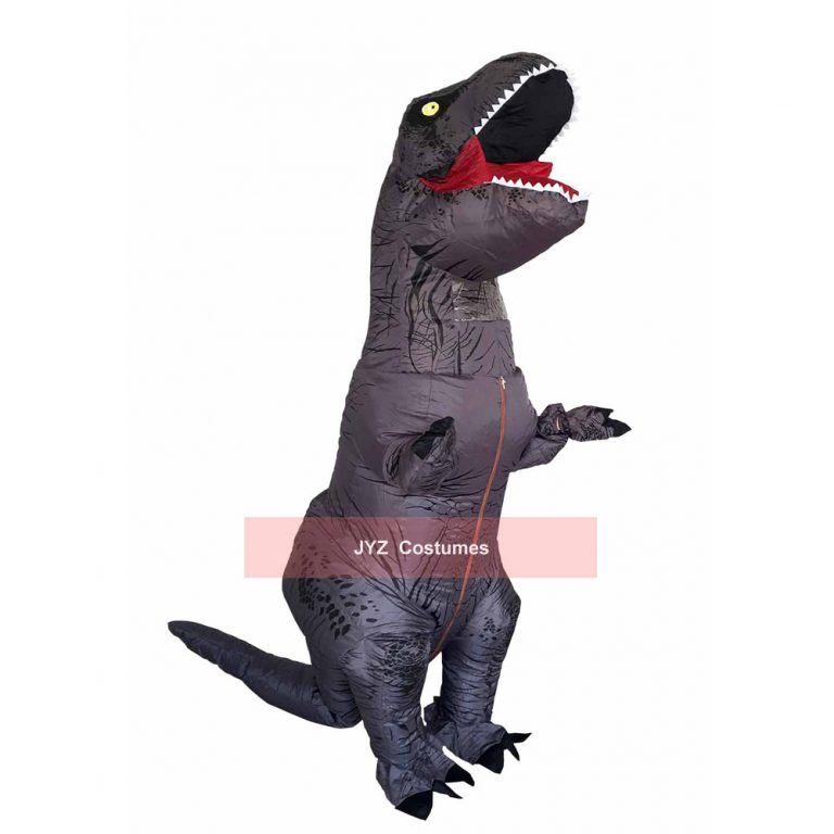 Inflatable Dinosaur Costume for Adult 4