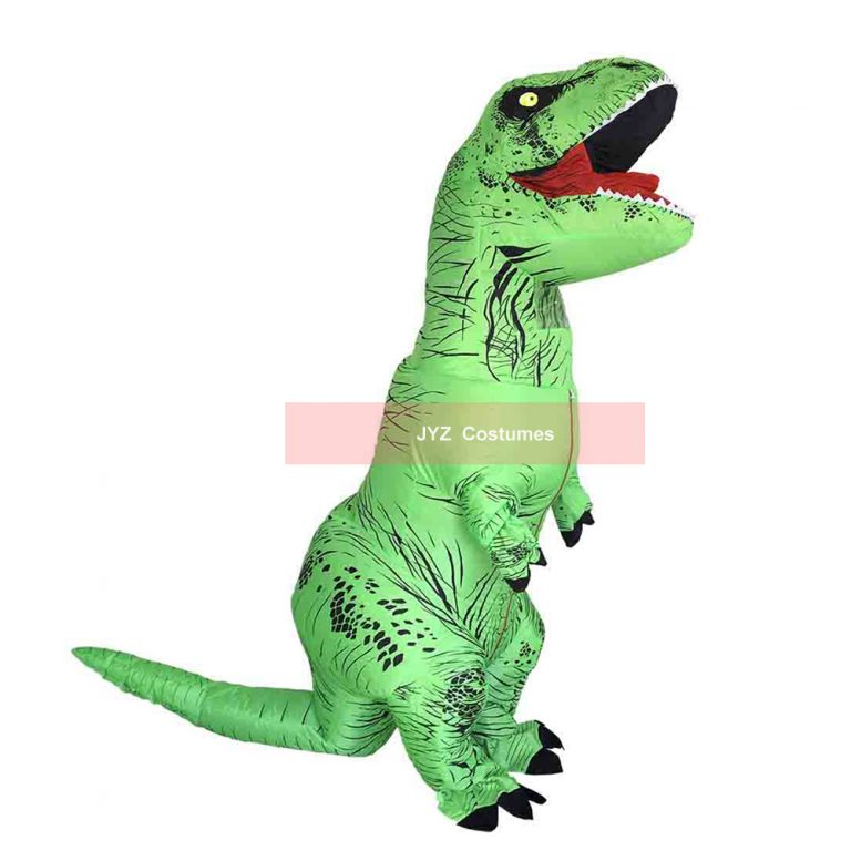Inflatable Dinosaur Costume for Adult 5