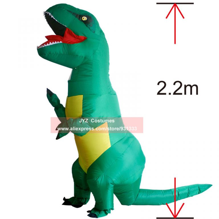 Inflatable Dinosaur Costume for Adult 6