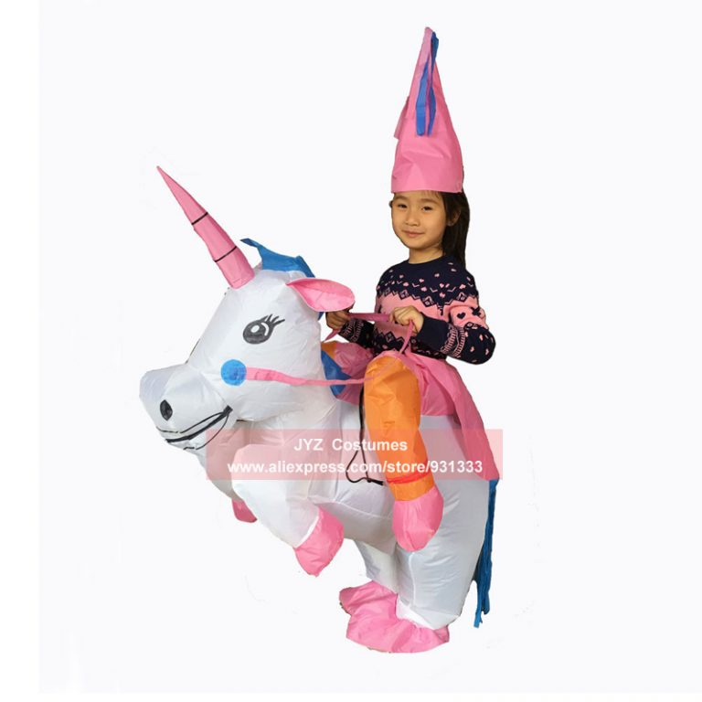 Inflatable Unicorn Costumes for Adults 4