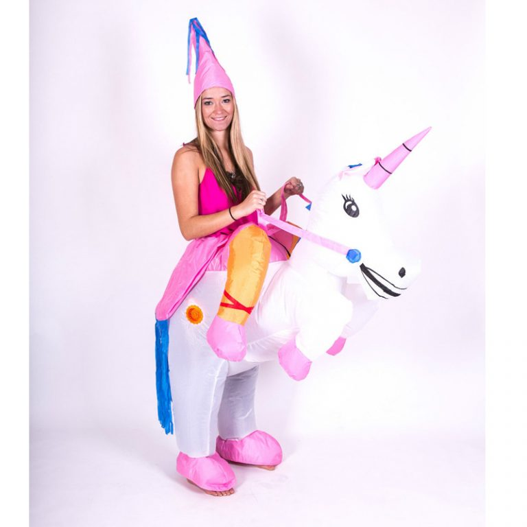 Inflatable Unicorn Costumes for Adults 5