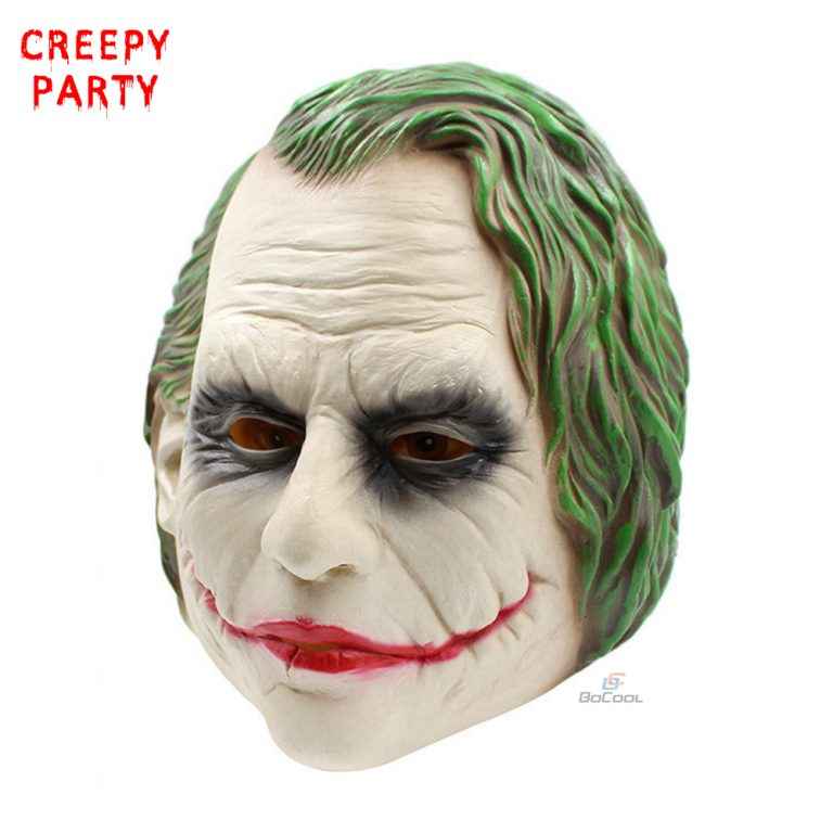 Joker Mask for Halloween 6