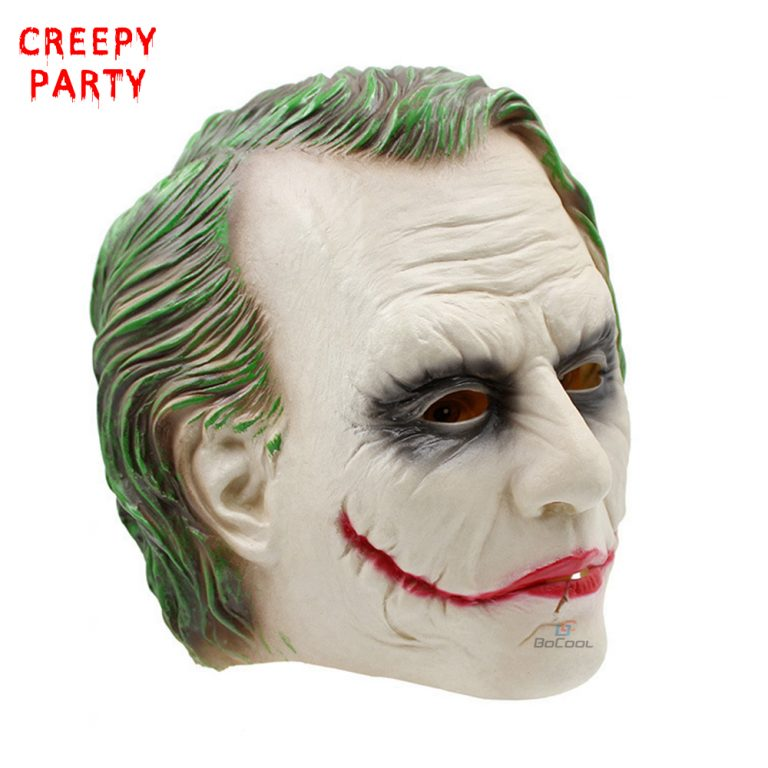 Joker Mask for Halloween 7