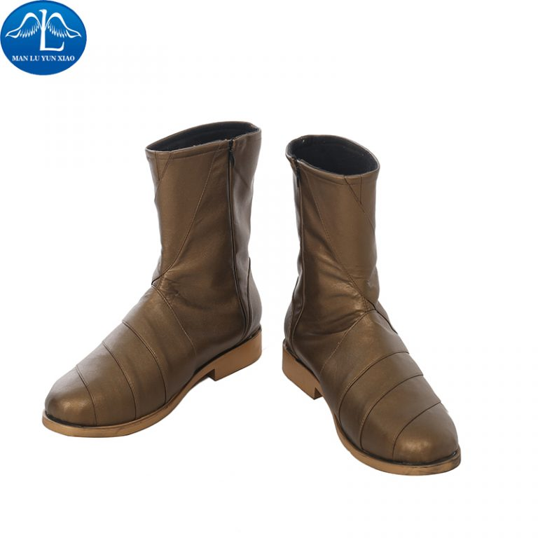 Justice League Aquaman Boots for Adult 1