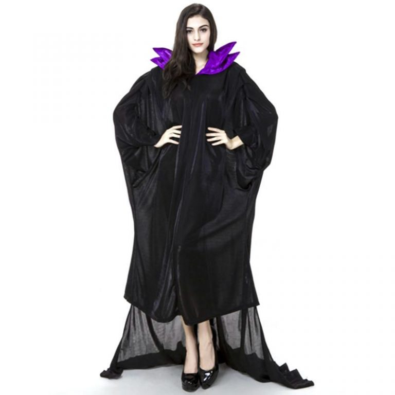 Maleficent Witch Costume for Women 2