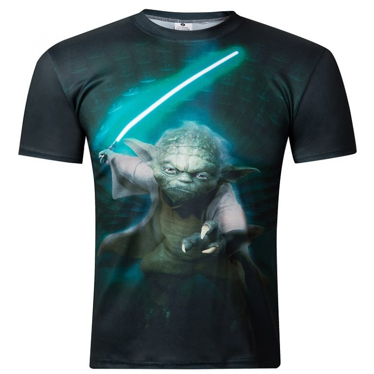 New-Star-Wars-2018-Hot-War-Tee-3D-Printed-T-shirts-Women-Men-Fitness-Clothing-Casual