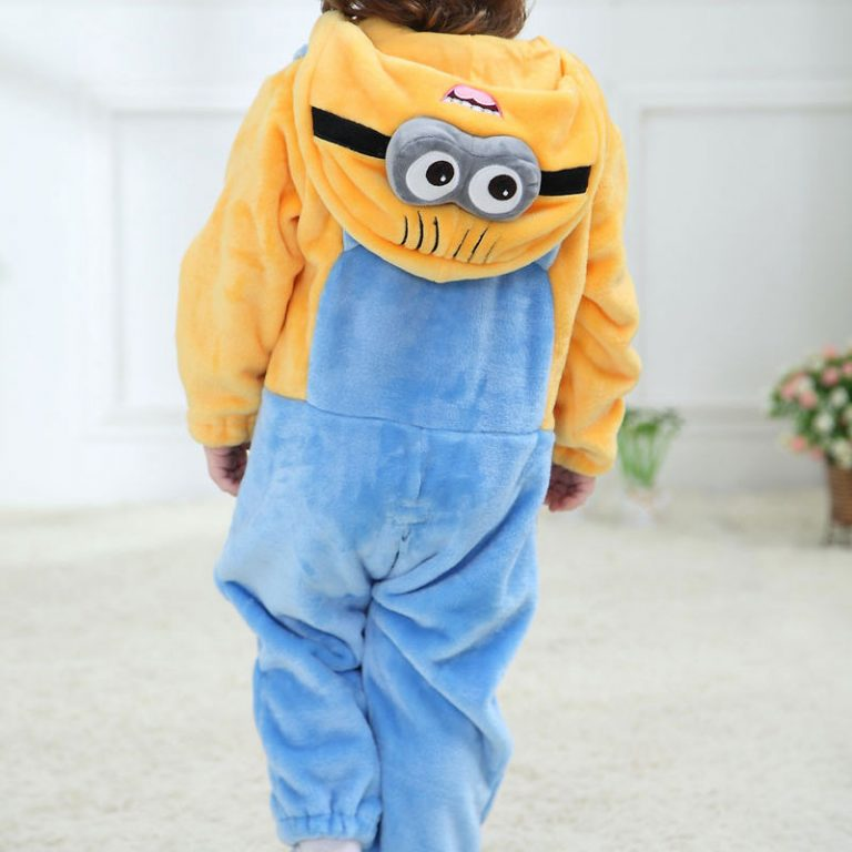 Minions  Costume for Kids 2