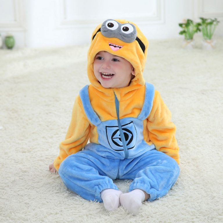 Minions  Costume for Kids 4