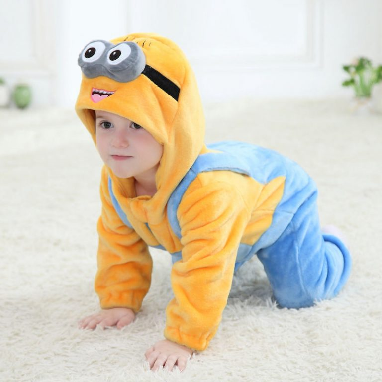 Minions  Costume for Kids 5