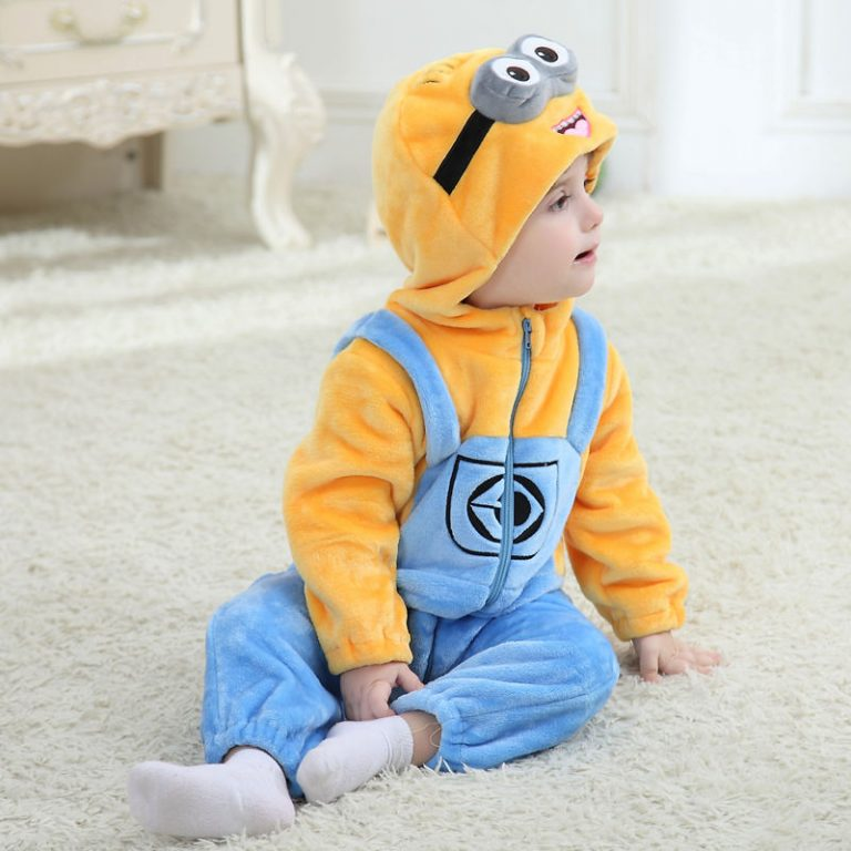 Minions  Costume for Kids 6