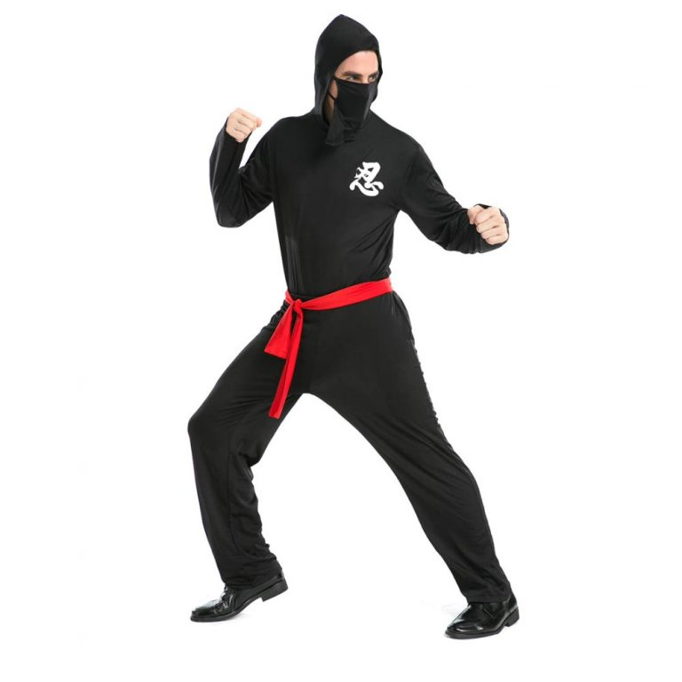 Ninja Couple Costume  for Halloween 4