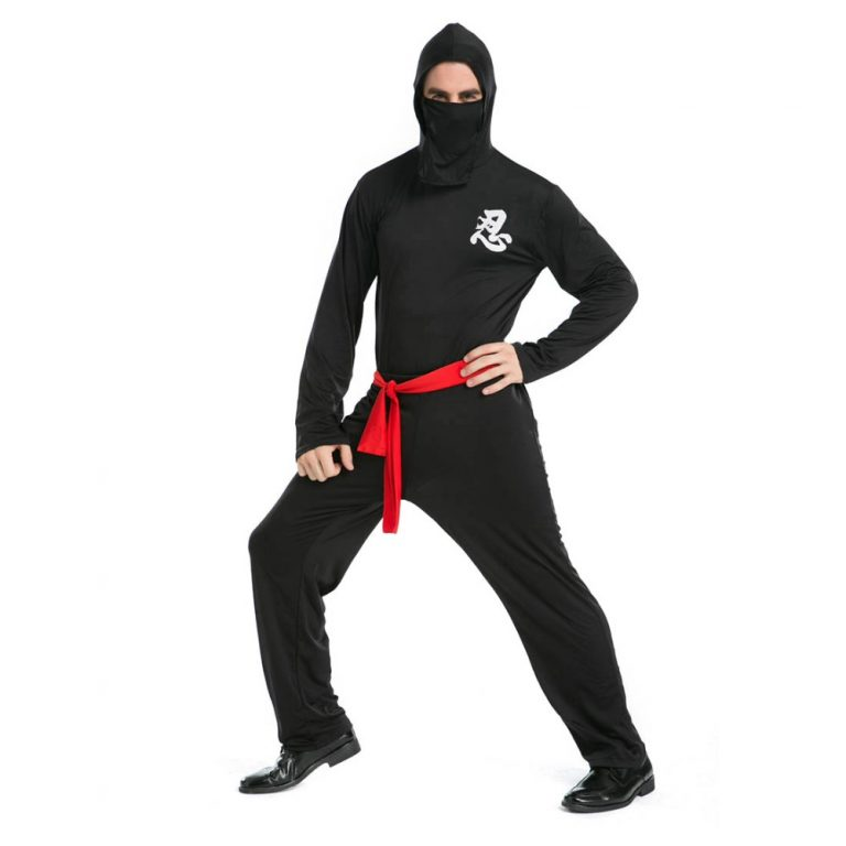 Ninja Couple Costume  for Halloween 5