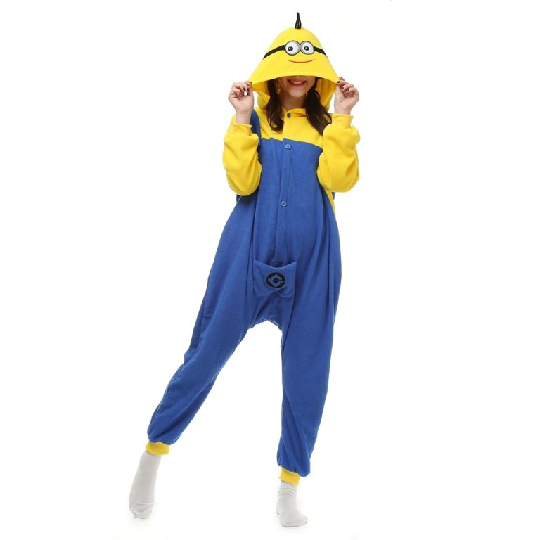 Minion Costume for Girl/Women 13