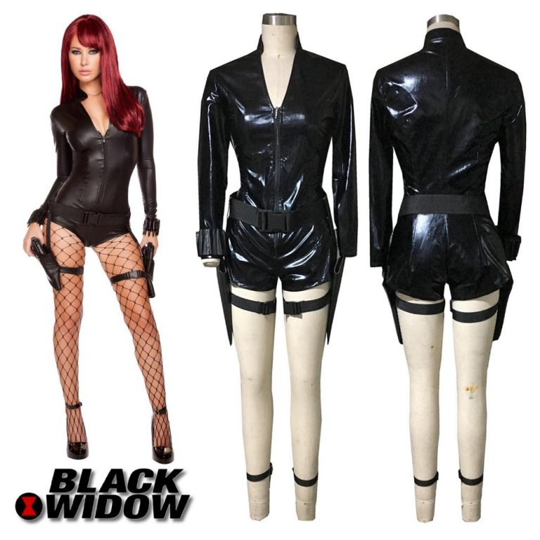 Black Widow Sexy Costume 1