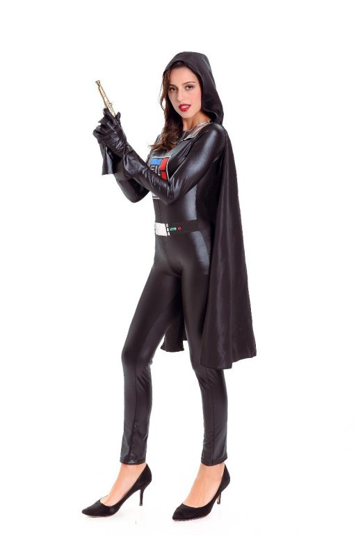 Darth Vader Sexy Costume For Women 4