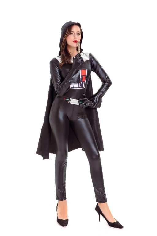Darth Vader Sexy Costume For Women 5