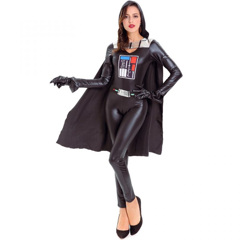 Darth Vader Sexy Costume For Women 1