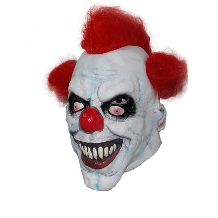 Killer Clown Mask for Adult 2