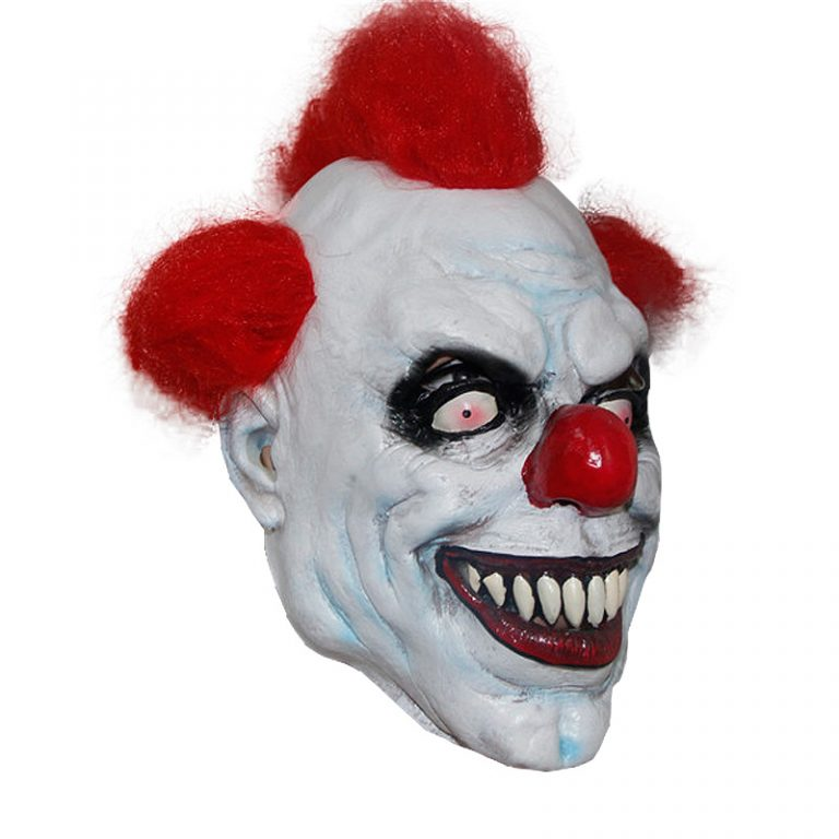 Killer Clown Mask for Adult 3