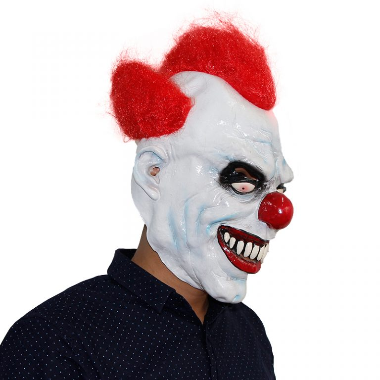 Killer Clown Mask for Adult 4