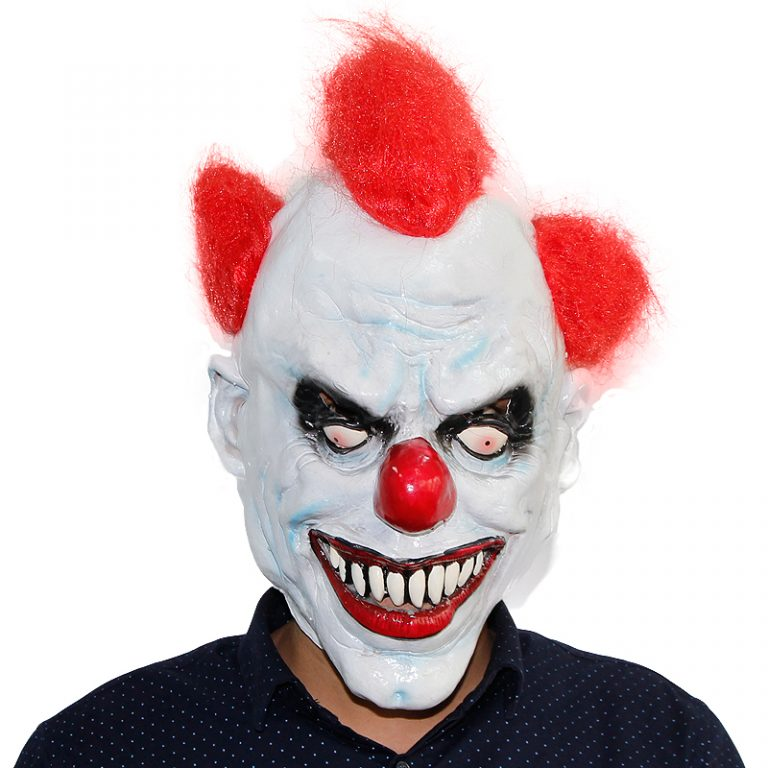 Killer Clown Mask for Adult 6