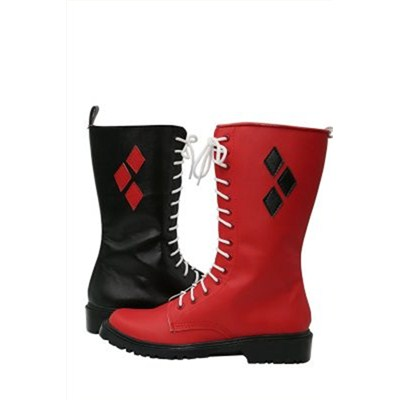 Harley Quinn Cosplay Shoes 1