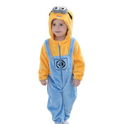 Minions  Costume for Kids 1