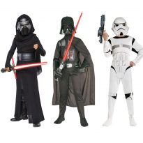 Star War Darth Vader Cosplay Costume For Kids 10