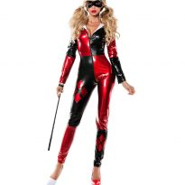 Harley Quinn Cosplay for Adult/Kids 5