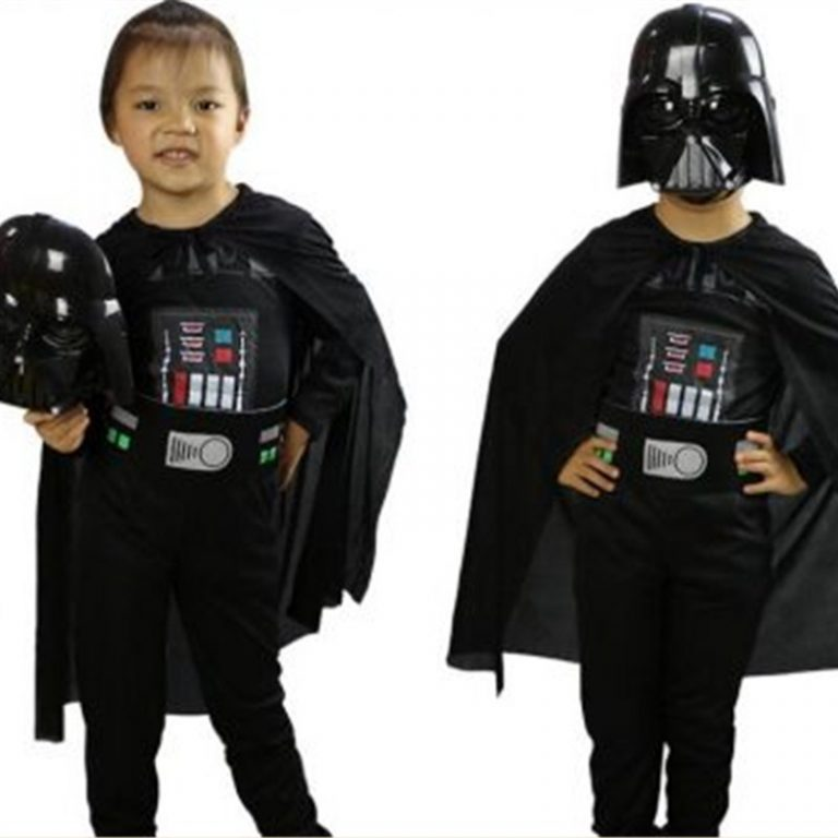 Star Wars Darth Vader Costume For Kids 1