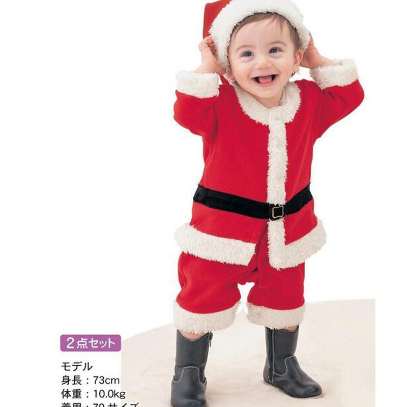 Baby Boys/Girls Christmas Costume Suit 2
