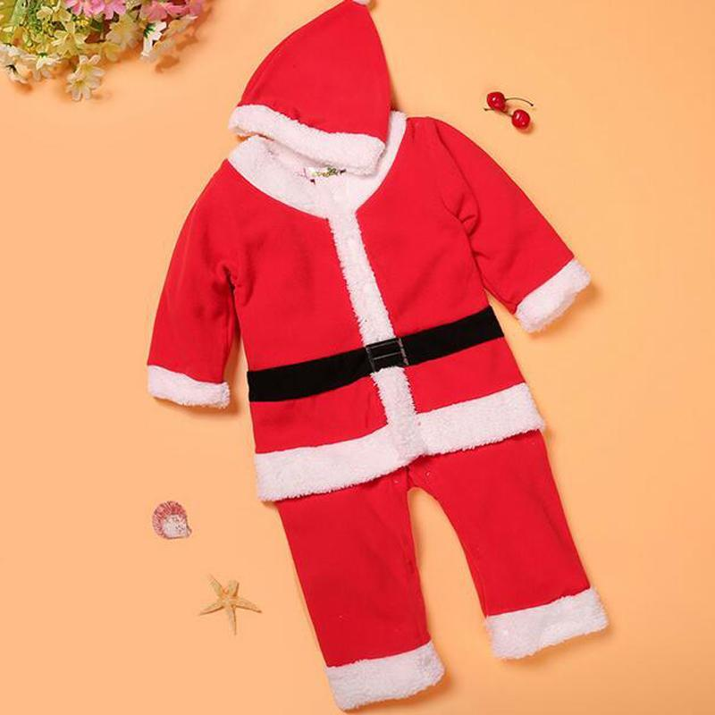 Baby Boys/Girls Christmas Costume Suit 8